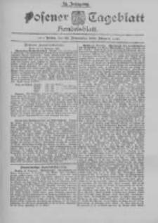 Posener Tageblatt. Handelsblatt 1895.11.23 Jg.34