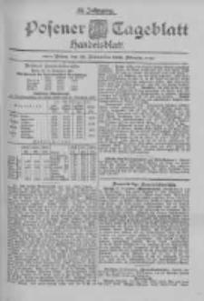 Posener Tageblatt. Handelsblatt 1895.11.25 Jg.34