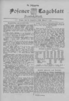 Posener Tageblatt. Handelsblatt 1895.12.19 Jg.34