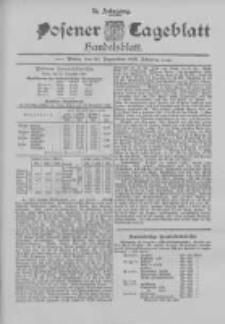 Posener Tageblatt. Handelsblatt 1895.12.20 Jg.34