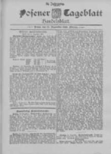 Posener Tageblatt. Handelsblatt 1895.12.21 Jg.34