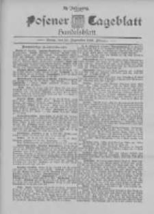 Posener Tageblatt. Handelsblatt 1895.12.24 Jg.34