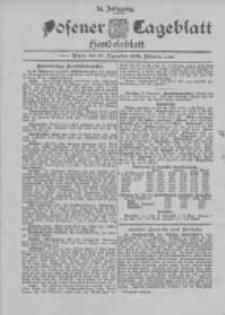 Posener Tageblatt. Handelsblatt 1895.12.31 Jg.34