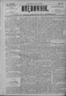 Orędownik: pismo dla spraw politycznych i społecznych 1906.01.04 R.36 Nr2