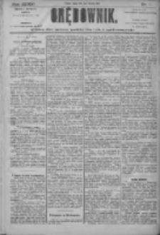 Orędownik: pismo dla spraw politycznych i społecznych 1906.01.06 R.36 Nr4