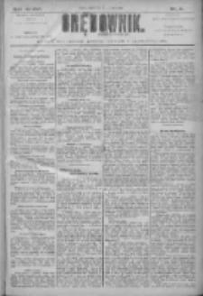 Orędownik: pismo dla spraw politycznych i społecznych 1906.01.09 R.36 Nr5