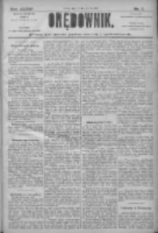 Orędownik: pismo dla spraw politycznych i społecznych 1906.01.12 R.36 Nr8