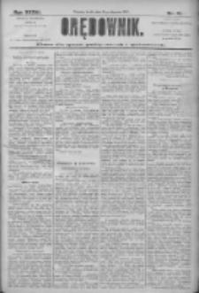 Orędownik: pismo dla spraw politycznych i społecznych 1906.01.17 R.36 Nr12