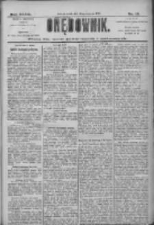 Orędownik: pismo dla spraw politycznych i społecznych 1906.01.24 R.36 Nr18