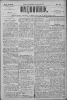 Orędownik: pismo dla spraw politycznych i społecznych 1906.01.25 R.36 Nr19