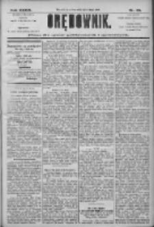 Orędownik: pismo dla spraw politycznych i społecznych 1906.02.01 R.36 Nr25