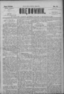 Orędownik: pismo dla spraw politycznych i społecznych 1906.02.09 R.36 Nr31