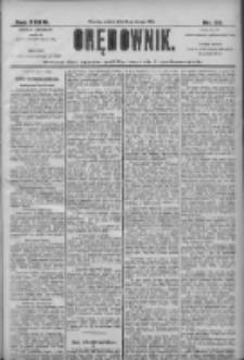 Orędownik: pismo dla spraw politycznych i społecznych 1906.02.10 R.36 Nr32