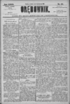 Orędownik: pismo dla spraw politycznych i społecznych 1906.02.11 R.36 Nr33
