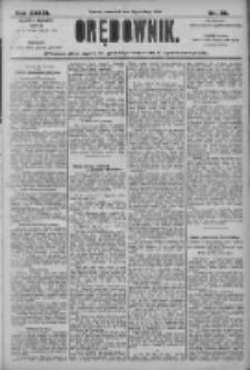 Orędownik: pismo dla spraw politycznych i społecznych 1906.02.15 R.36 Nr36