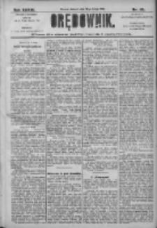 Orędownik: pismo dla spraw politycznych i społecznych 1906.02.25 R.36 Nr45