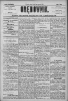 Orędownik: pismo dla spraw politycznych i społecznych 1906.03.02 R.36 Nr49