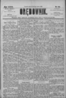 Orędownik: pismo dla spraw politycznych i społecznych 1906.03.06 R.36 Nr52