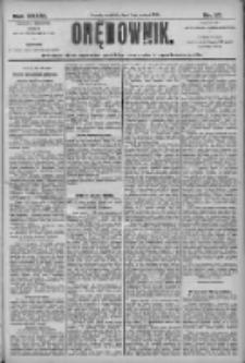 Orędownik: pismo dla spraw politycznych i społecznych 1906.03.11 R.36 Nr57