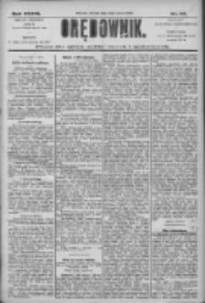 Orędownik: pismo dla spraw politycznych i społecznych 1906.03.13 R.36 Nr58