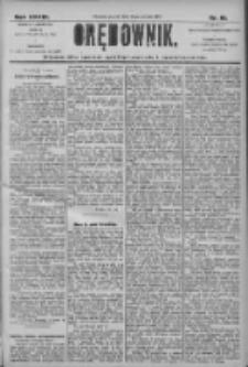 Orędownik: pismo dla spraw politycznych i społecznych 1906.03.16 R.36 Nr61