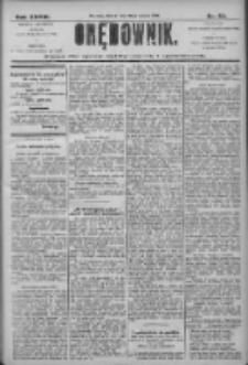 Orędownik: pismo dla spraw politycznych i społecznych 1906.03.19 R.36 Nr64