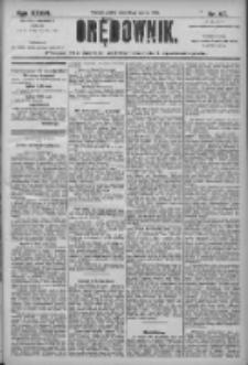 Orędownik: pismo dla spraw politycznych i społecznych 1906.03.23 R.36 Nr67