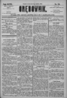 Orędownik: pismo dla spraw politycznych i społecznych 1906.04.03 R.36 Nr76