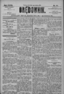 Orędownik: pismo dla spraw politycznych i społecznych 1906.04.04 R.36 Nr77