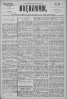 Orędownik: pismo dla spraw politycznych i społecznych 1906.04.07 R.36 Nr80