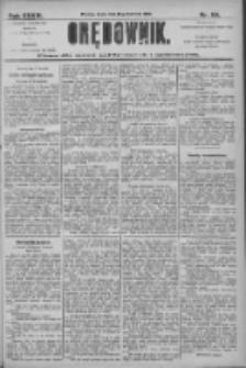Orędownik: pismo dla spraw politycznych i społecznych 1906.04.18 R.36 Nr88