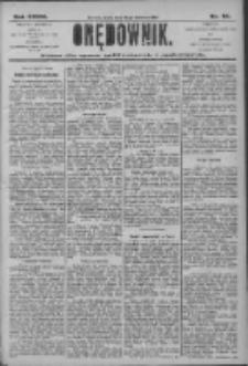 Orędownik: pismo dla spraw politycznych i społecznych 1906.04.25 R.36 Nr94