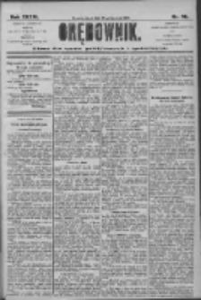 Orędownik: pismo dla spraw politycznych i społecznych 1906.04.27 R.36 Nr96