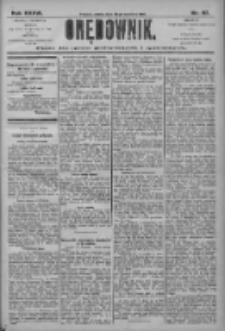 Orędownik: pismo dla spraw politycznych i społecznych 1906.04.28 R.36 Nr97