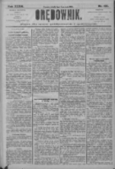 Orędownik: pismo dla spraw politycznych i społecznych 1906.05.05 R.36 Nr103