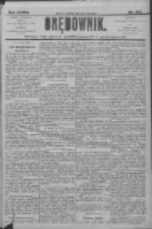 Orędownik: pismo dla spraw politycznych i społecznych 1906.05.06 R.36 Nr104