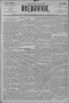 Orędownik: pismo dla spraw politycznych i społecznych 1906.05.08 R.36 Nr105