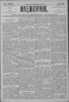 Orędownik: pismo dla spraw politycznych i społecznych 1906.05.10 R.36 Nr106