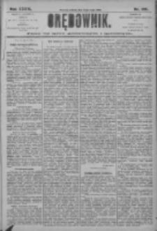 Orędownik: pismo dla spraw politycznych i społecznych 1906.05.12 R.36 Nr108