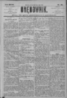 Orędownik: pismo dla spraw politycznych i społecznych 1906.05.15 R.36 Nr110