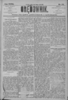 Orędownik: pismo dla spraw politycznych i społecznych 1906.05.18 R.36 Nr113