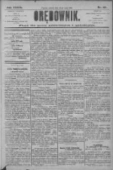 Orędownik: pismo dla spraw politycznych i społecznych 1906.05.29 R.36 Nr121