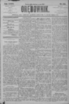 Orędownik: pismo dla spraw politycznych i społecznych 1906.06.01 R.36 Nr124