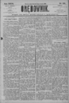 Orędownik: pismo dla spraw politycznych i społecznych 1906.06.07 R.36 Nr128