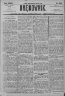Orędownik: pismo dla spraw politycznych i społecznych 1906.06.08 R.36 Nr129