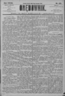 Orędownik: pismo dla spraw politycznych i społecznych 1906.06.12 R.36 Nr132