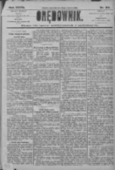 Orędownik: pismo dla spraw politycznych i społecznych 1906.06.14 R.36 Nr134