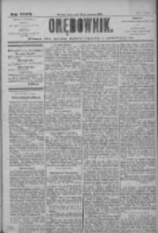 Orędownik: pismo dla spraw politycznych i społecznych 1906.06.20 R.36 Nr138