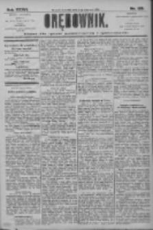Orędownik: pismo dla spraw politycznych i społecznych 1906.06.21 R.36 Nr139