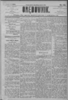 Orędownik: pismo dla spraw politycznych i społecznych 1906.06.26 R.36 Nr143